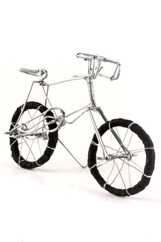 Recycled Metal Bicycle