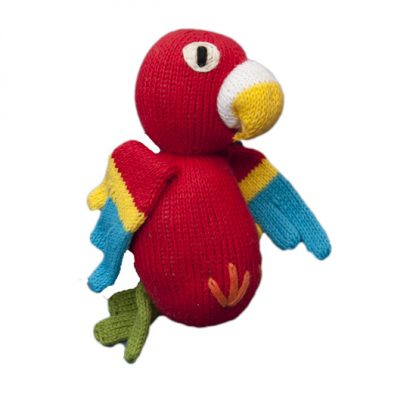 Parrot Stuffed Animal