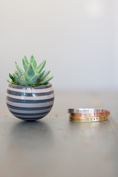 Tiny Copper Cuff