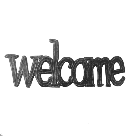Welcome -Sign