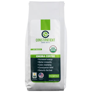 Constipatient Organic Enema Coffee (1lb.)