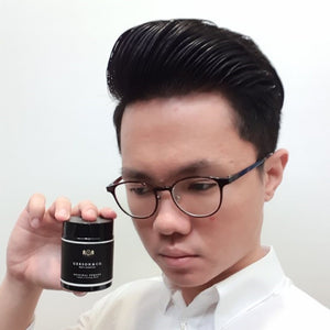 Original Pomade Review by Slick & Style (Singapore)