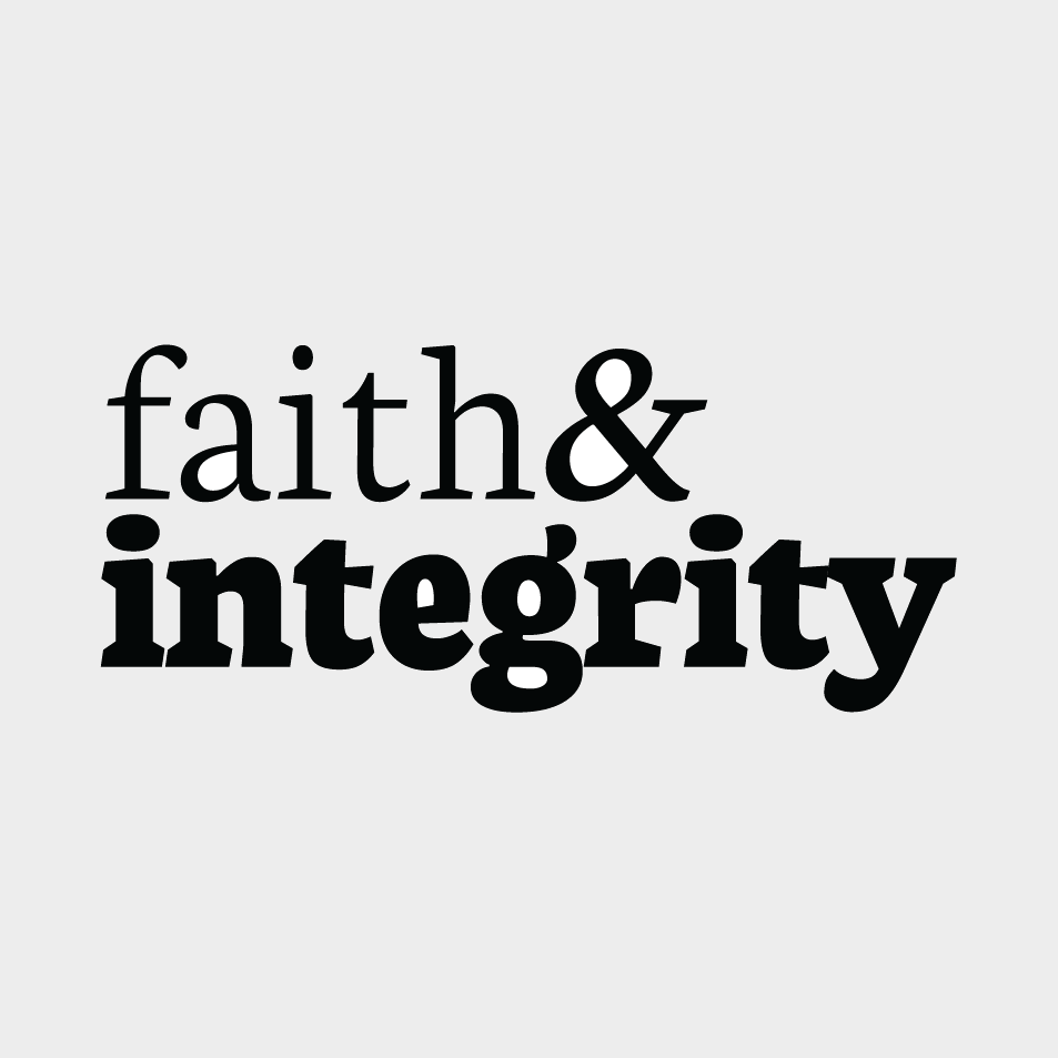 Faith & Integrity