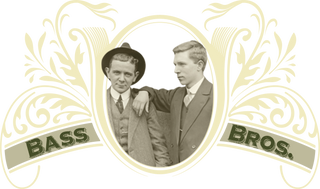 Bass brothers Bait Company Logo