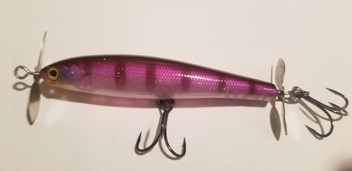Puropera Topwater Prop Bait - Visionary Outdoors