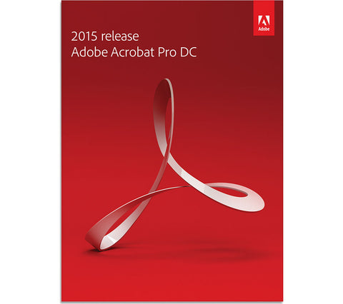 Adobe Acrobat DC Pro Full Version for Windows
