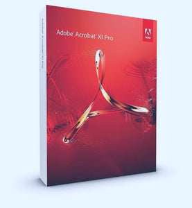 Adobe Acrobat XI Pro Full Version for Windows