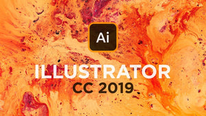 Adobe Illustrator CC 2019 Windows Version