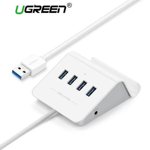 Ugreen USB 3.0 HUB with Phone Holder 4 Port USB
