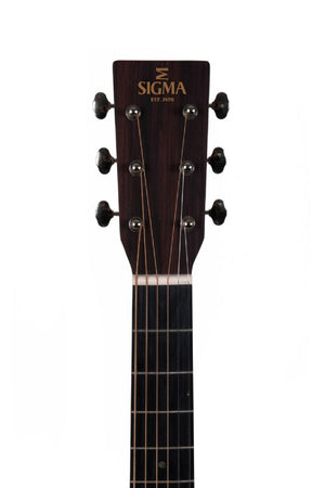 Sigma Guitars Auditorium Body Acoustic Guitar