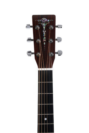 Sigma Guitars Acoustic Electric Guitar with Pickup - 000T-CE+