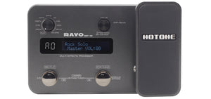 Hotone Ravo MP-10 multi-effects processor and USB audio interface - The Guitar World