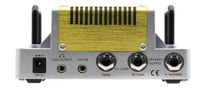 Hotone Sound inspired by famous Bogner Shiva 5 Watt Guitar Amplifier Head - The Guitar World