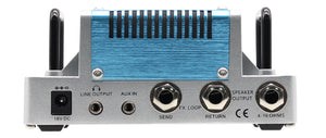 Hotone Sound inspired by legendary Soldano SLO 100 Guitar Amplifier Head NLA-9 - The Guitar World