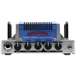 Hotone Sound inspired by legendary Peavey 5150 Guitar Amplifier Head 5 Watt - The Guitar World