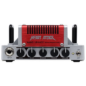 Hotone Sound inspired by Legendary Mesa Boogie Rectifier 5 Watt Guitar Amplifier Head - The Guitar World