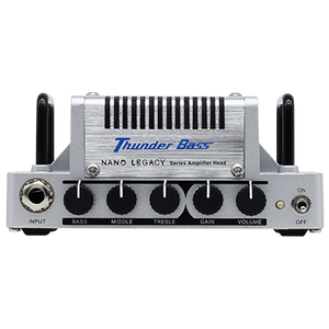 Hotone Sound inspired by Legendary Ampeg SVT Bass Amplifier Head - The Guitar World