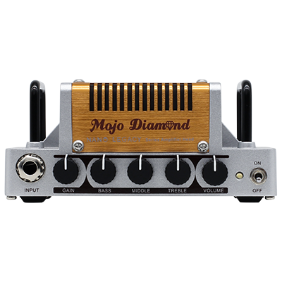 Hotone Sound inspired by Legendary Fender Tweed 5 Watt Guitar Head - The Guitar World