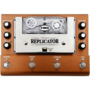 T-REX Replicator Analog Tape Echo Pedal 10027 - The Guitar World