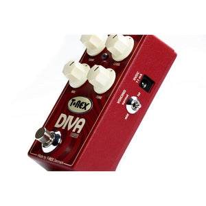 T-REX Diva Drive Overdrive Pedal 10089 - The Guitar World