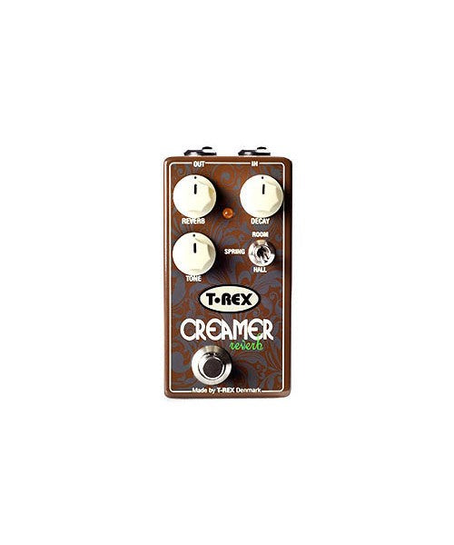 T-REX Reverb Pedal 10092 - The Guitar World