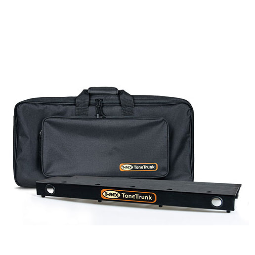 """T-REX  ToneTrunk 70 - 27.5""""x12.4"""" Pedalboard with Gig Bag 10283"""