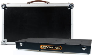 "T-REX  ToneTrunk Road Case 56 - 22""x12.4"" Pedalboard with Hard Case 10284 - The Guitar World"