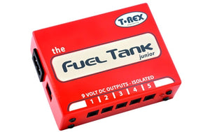 T-REX Fuel Tank Junior Power Supply 10331 - The Guitar World