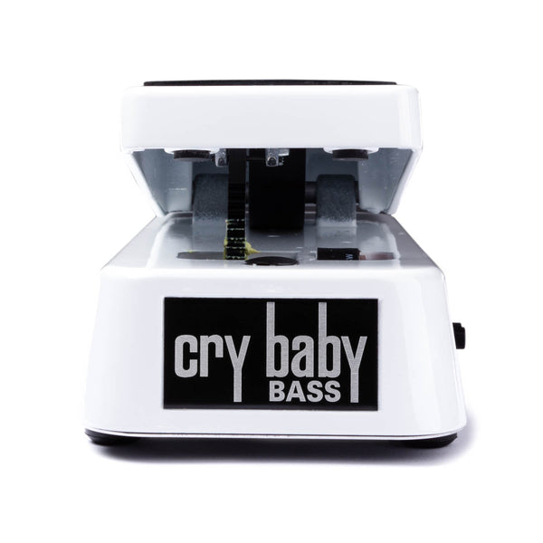 Dunlop Cry Baby Bass Wah Pedal 105Q - The Guitar World