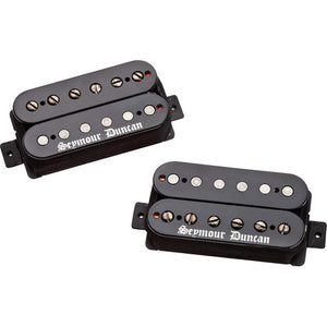 Seymour Duncan Black Winter Set - Bridge and Neck Humbuckers 11102-92-B