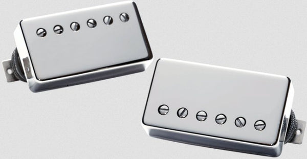 Seymour Duncan Slash Signature Humbucker Set For Neck And Bridge – Nickel 11104-08-NC