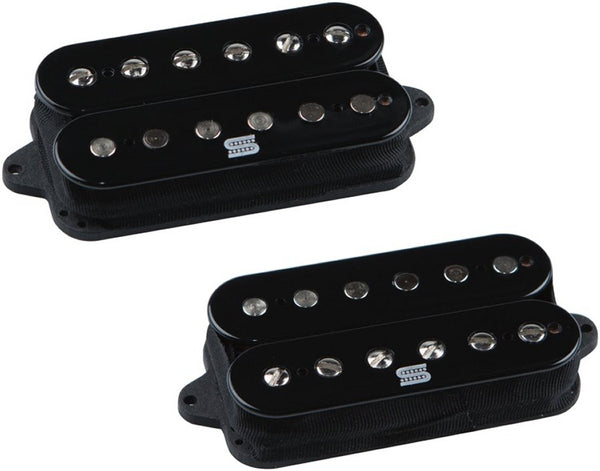 Seymour Duncan Duality Humbucker Pickup Set for Neck and Bridge (Black) 11106-75-B - The Guitar World