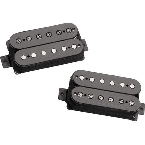 Seymour Duncan Nazgul & Sentient Humbucker Set for Bridge and Neck (Black)  11108-96-B - The Guitar World