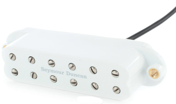 Seymour Duncan Little 59 Bridge Pickup in White 11205-22W