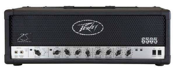PEAVEY 6505 AMLIFIER HEAD 00575660 - The Guitar World