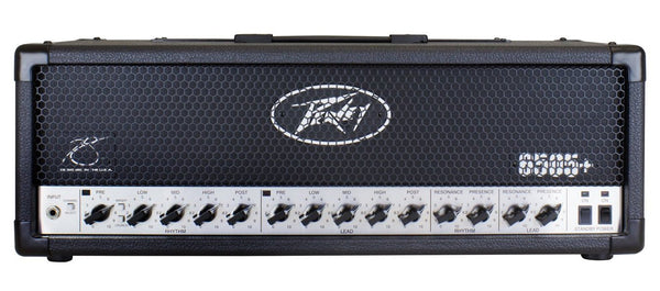 PEAVEY 6505 PLUS AMPLIFIER HEAD