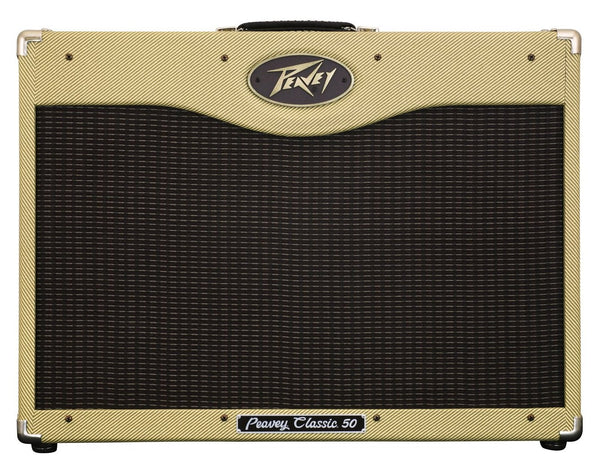 PEAVEY Classic 50 212 Amplifier Combo - The Guitar World