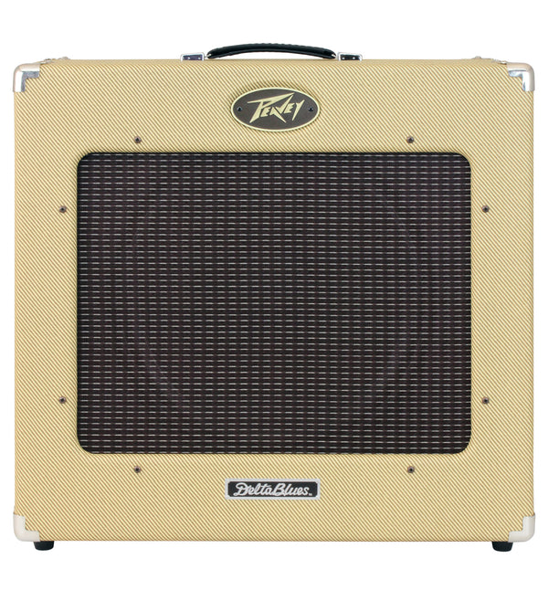 Peavey Delta Blues 115 Tweed - The Guitar World