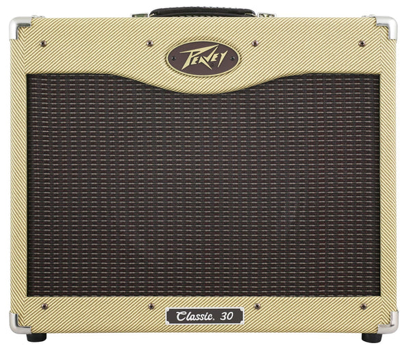 Peavey Classic 30 Watt 112 Tube Amplifier Combo - The Guitar World