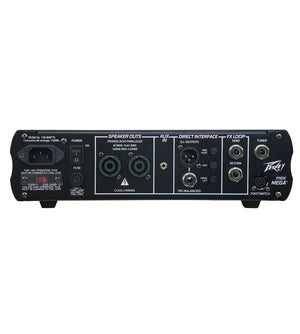 PEAVEY MiniMEGA BASS AMPLIFIER HEAD - The Guitar World
