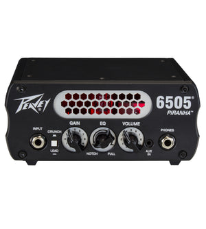 PEAVEY 6505 Piranha Head - The Guitar World