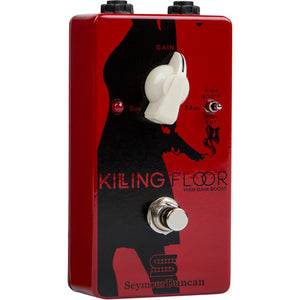 Seymour Duncan Killing Floor High Gain Boost Guitar Pedal Item ID: 11900-011 - The Guitar World