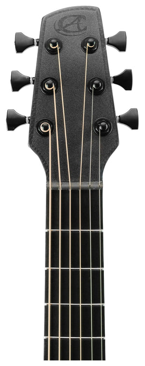 Composite Acoustics Cargo High Gloss Charcoal - The Guitar World