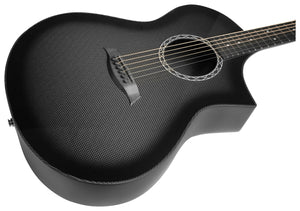 Composite Acoustics GX High Gloss Carbon Burst Narrow Neck - The Guitar World