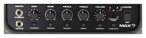 PEAVEY MAX 150 BASS AMPLIFIER - The Guitar World