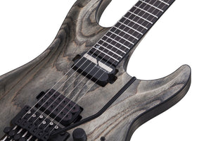 Schecter C 1 FR S Apocalypse Floyd Rose Sustainiac 6 String Electric Guitar - Rusty Grey 1302-SHC - The Guitar World