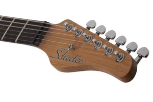 Schecter Nick Johnston Traditional HSS 6-String Electric Guitar in Atomic Snow 1541-SHC - The Guitar World