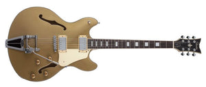 Schecter Corsair 2020 6-String Electric Guitar in Gold 1554-SHC - The Guitar World