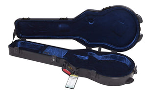 Schecter Harshell Molded Case for Schecter Solo II Model Guitars - Black 1672-SHC - The Guitar World