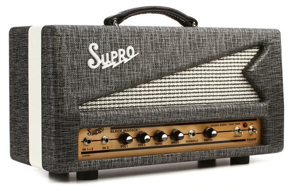 Supro Black Magick Amp Head 1695TH